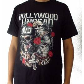 Tricou HOLLYWOOD UNDEAD - Day of the Dead