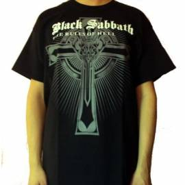 Tricou BLACK SABBATH - The Rules of Hell
