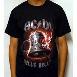 Tricou AC/DC - Hells Bells