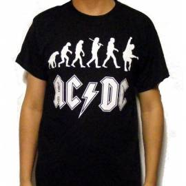 Tricou AC/DC - Rock Evolution