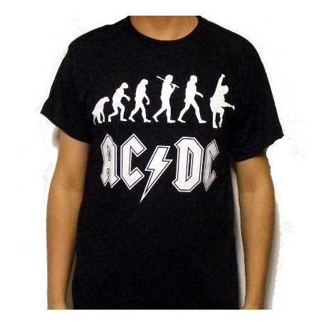 Tricou AC/DC - Evolution