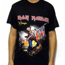 Tricou IRON MAIDEN - The Trooper