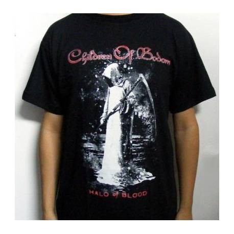 Tricou CHILDREN OF BODOM - Halo Of Blood
