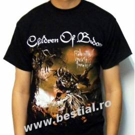Tricou CHILDREN OF BODOM - R.R.F.