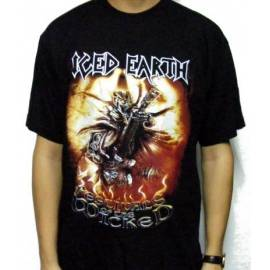 Tricou ICED EARTH - Festivals of the Wicked