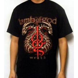 Tricou LAMB OF GOD - Wrath