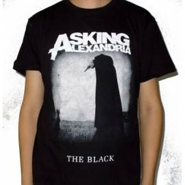 Tricou ASKING ALEXANDRIA - The Black