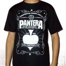 Tricou PANTERA - Cowboys From Hell