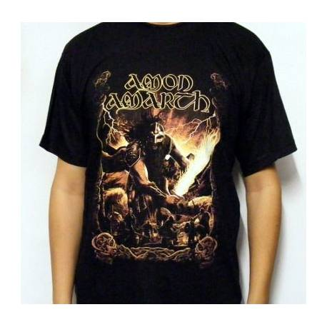 Tricou AMON AMARTH - Warrior