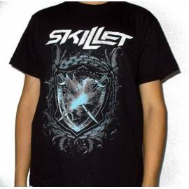 Tricou SKILLET - Shield