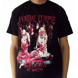 Tricou CANNIBAL CORPSE - Butchered at Birth