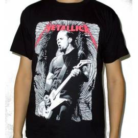 Tricou METALLICA - James Hetfield