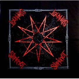 Bandana SLIPKNOT - Nine Pointed Star