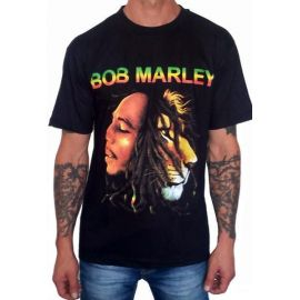Tricou BOB MARLEY - Two Faces