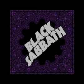 Bandana BLACK SABBATH - Logo