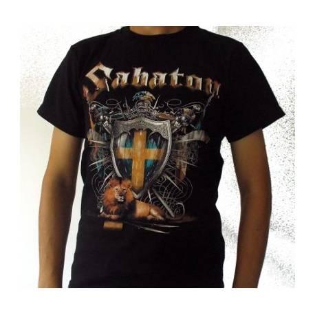 Tricou SABATON - Lion