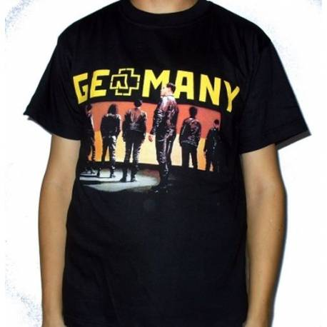 Tricou RAMMSTEIN - Germany