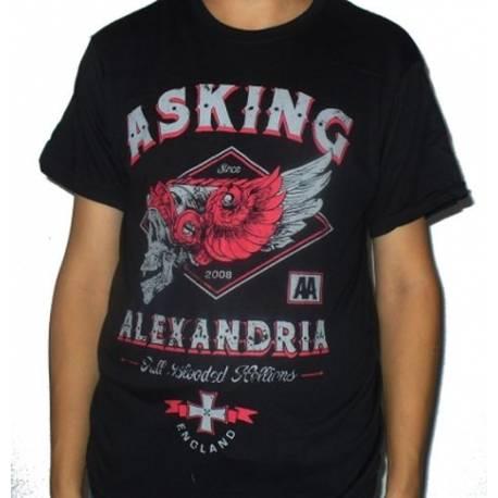 Tricou ASKING ALEXANDRIA - England