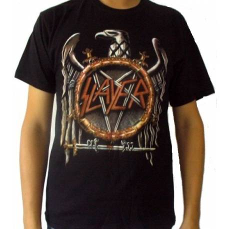 Tricou SLAYER - Vultur - Model 3