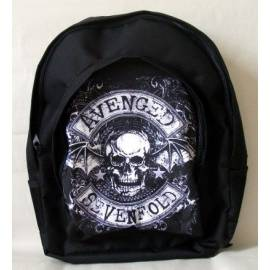 Rucsac rock AVENGED SEVENFOLD - Skull