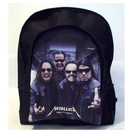 Rucsac METALLICA - Death Magnetic Band