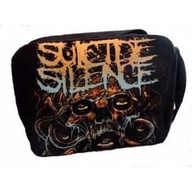 Geanta SUICIDE SILENCE - Skull