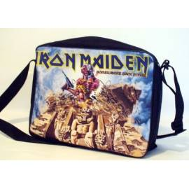 Geanta rock IRON MAIDEN - Somewhere Back In Time