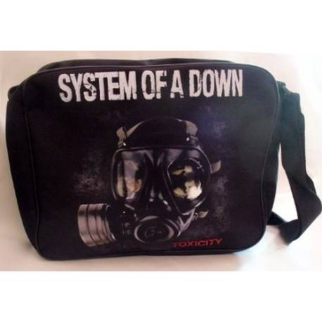 Geanta SYSTEM OF A DOWN - Toxicity