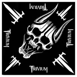 Bandana TRIVIUM - Screaming Skull