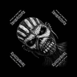 Bandana IRON MAIDEN - The Book Of Souls