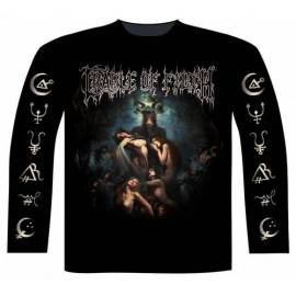 Tricou Long Sleeve CRADLE OF FILTH - Hammer Of The Witches