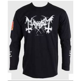Tricou Long Sleeve MAYHEM - Legion Norge