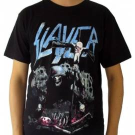 Tricou SLAYER - Soldier Cross