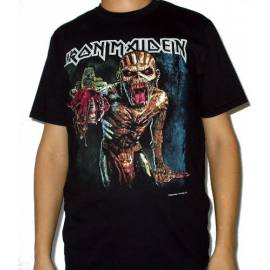 Tricou IRON MAIDEN - The Book Of Souls Tour 2016