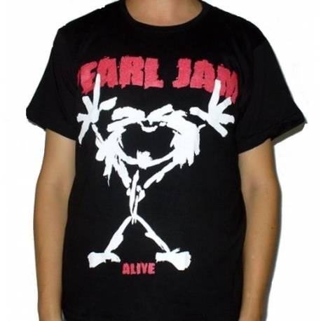 Tricou rock PEARL JAM - Alive