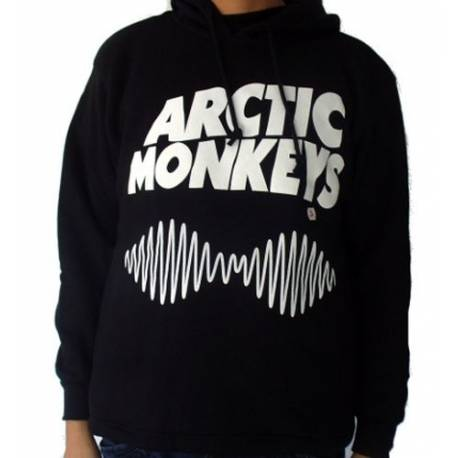 Hanorac ARCTIC MONKEYS - Logo
