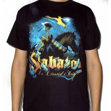 Tricou SABATON - En Livstid I Krig