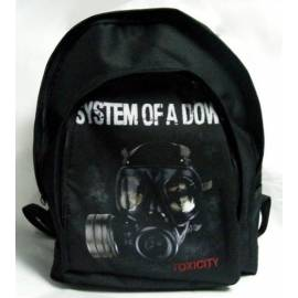 Rucsac SYSTEM OF A DOWN - Toxicity Mask