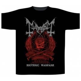 Tricou MAYHEM - Esoteric Warfare Crest