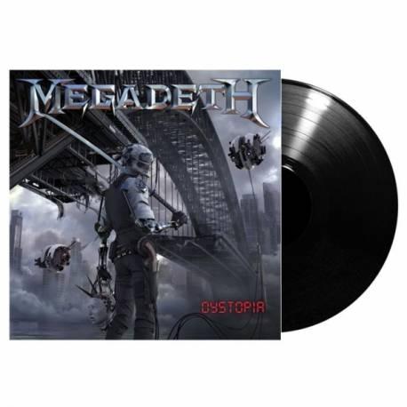 VINYL Megadeth - Dystopia