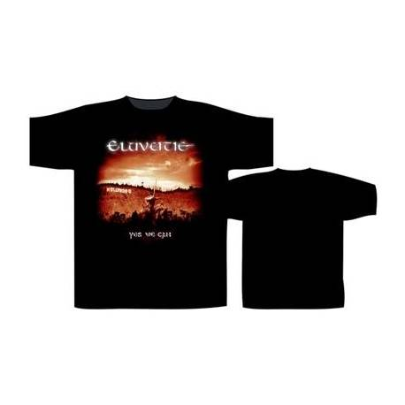Tricou ELUVEITIE - Yes We Can