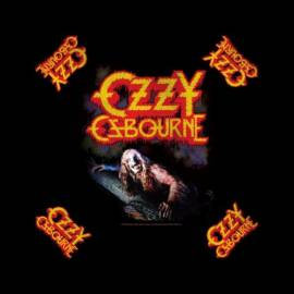 Bandana OZZY OSBOURNE - Bark at the Moon