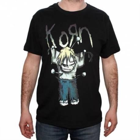 Tricou KORN - Voodoo Doll