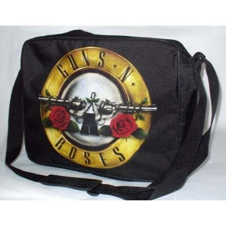 Geanta rock GUNS N ROSES - Logo