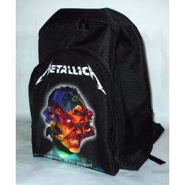 Rucsac METALLICA - Hardwired ... to Self-Destruct