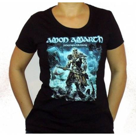 Tricou Girlie AMON AMARTH - Jomsviking