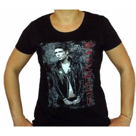 Tricou Girlie BLACK VEIL BRIDES - Andy