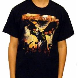Tricou AVENGED SEVENFOLD - Hail to the King