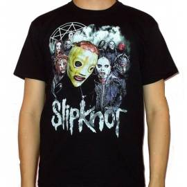 Tricou SLIPKNOT - Big Mask