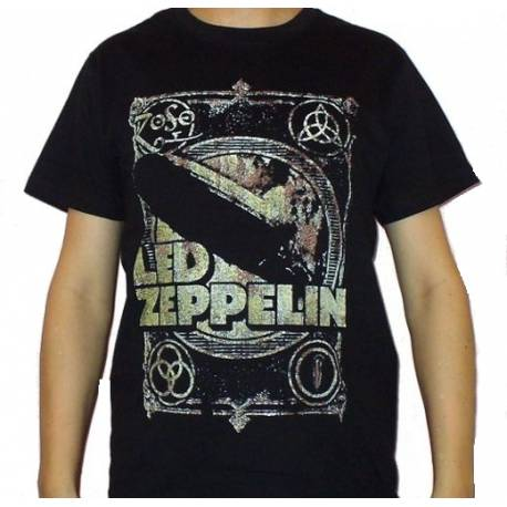 Tricou LED ZEPPELIN - Zoso